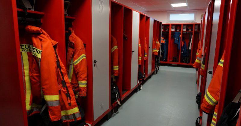 Zu Besuch bei der Ebersbacher Feuerwehr